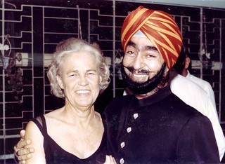 Mrs. Sears in India