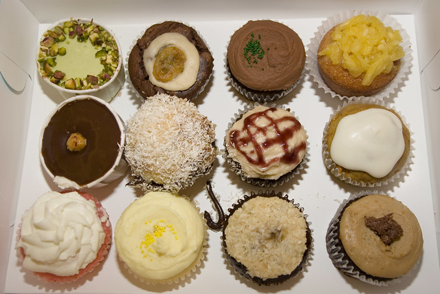 Cupcakes by Sonja! Soon to open in Serendra...