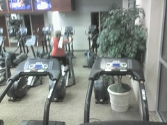exercise machine, exercise equipment, room, muscle, indoor cycling, gym,