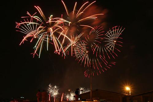International Fireworks Show 2004 Seoul, Korea