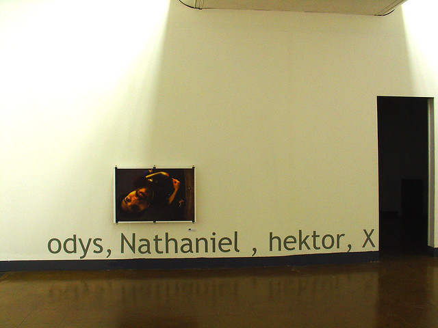 odys, Nathaniel, hektor, X (outside)
