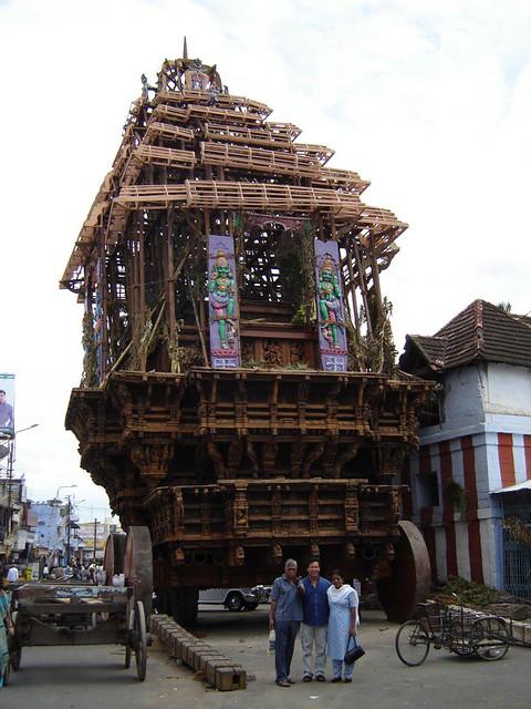 tirunelveli temple car flickr photo sharing. Black Bedroom Furniture Sets. Home Design Ideas