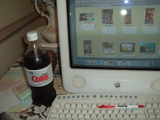 Diet Coke 1 Liter