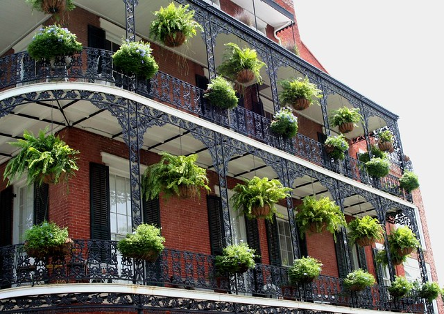 195644352 85640f61a6 for French quarter balcony