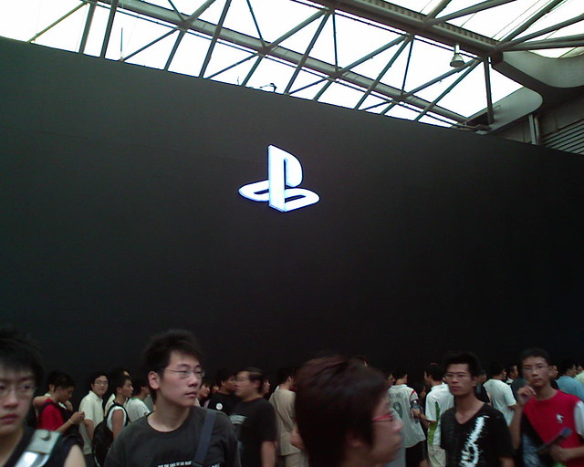 PlayStation in ChinaJoy 2006