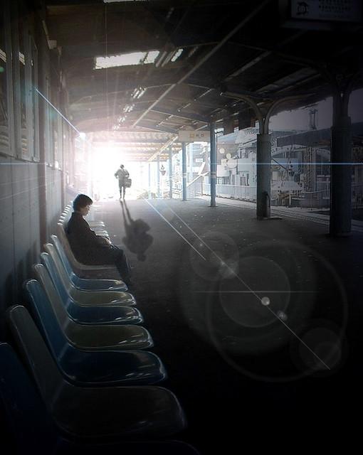 Takidani Train Station 5 (re-do)