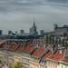Warsaw - Skyline with PKiN by Hannes R