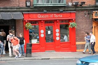 Queen Of Tarts Restaurant