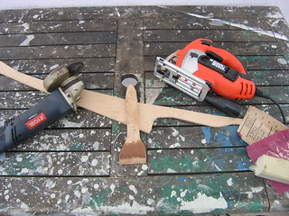 Power tools for breakfast