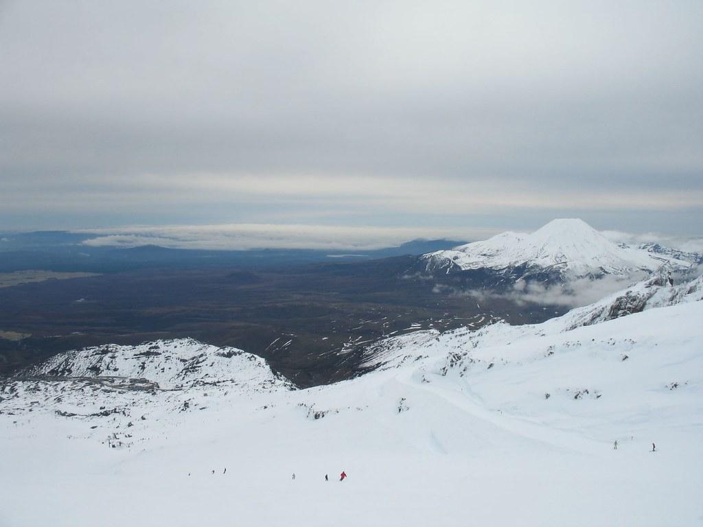 Alpes de Nueva Zelanda