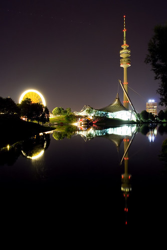 130 seconds Olympiapark
