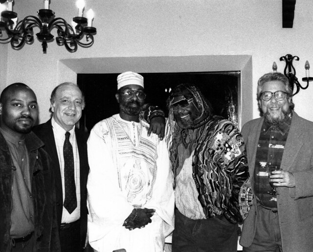 George Clinton--Parliament, Funkadelic, Me and Friends