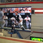 Queens - Flushing: Shea Stadium - Mike Piazza Banner