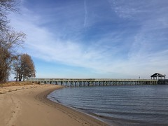 Fishing Pier, Leesylvania State Park, Woodbridge, Virginia