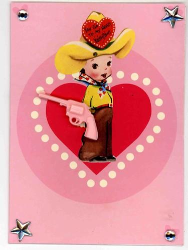 Valentine cowboy