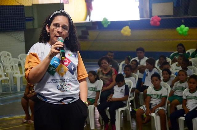 Olimpiada Educação Trânsito 25/08/2015