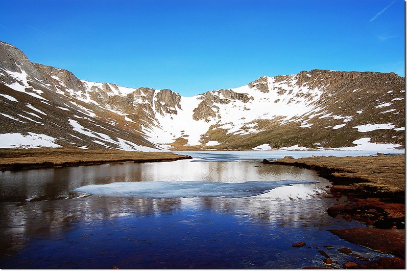 Summit lake 18
