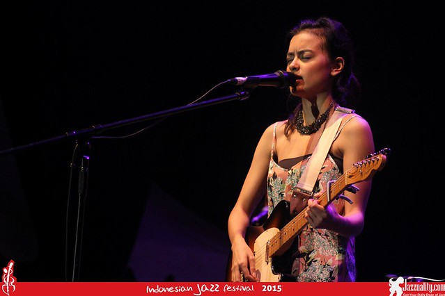Indonesian Jazz Festival 2015 - Eva Celia(11)
