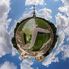 Eiffel Tower planet by sonic182