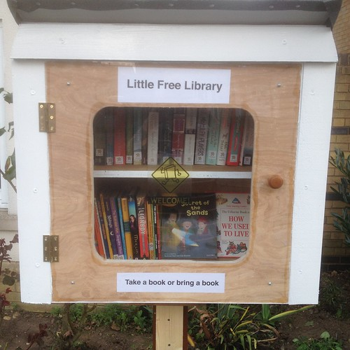 Little Free Library of Ravenswood