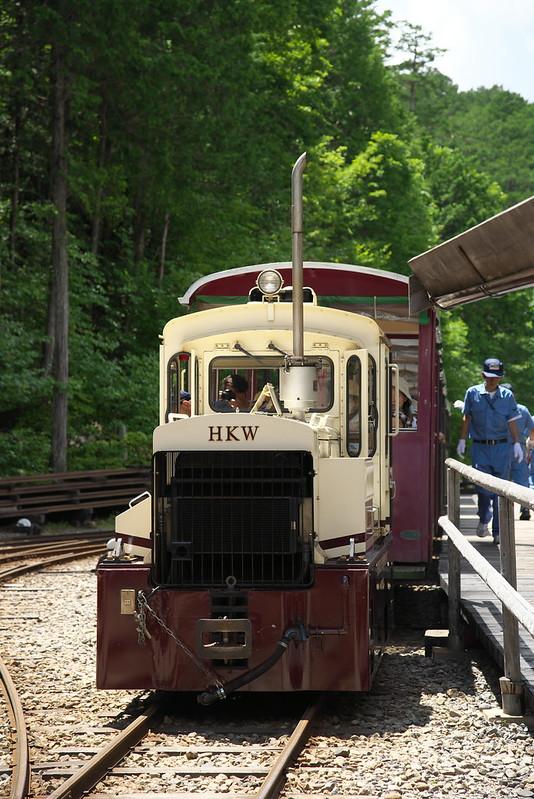 夏の長野旅行 ホテル木曽路・赤沢森林鉄道 2015年8月18日