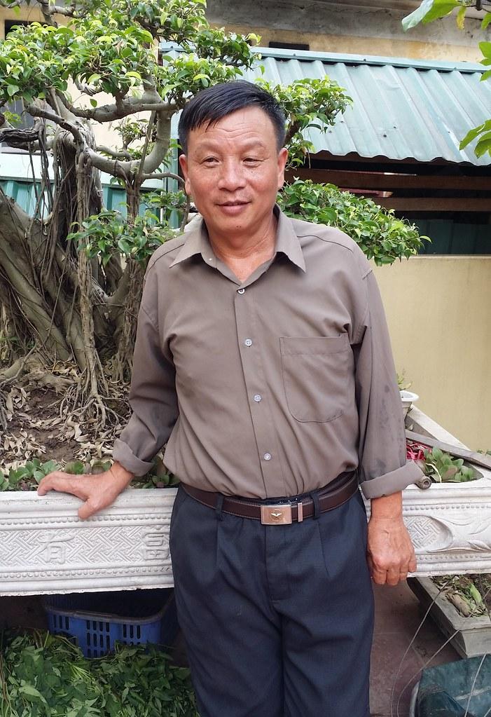 Chú Nguyễn Thực Gia