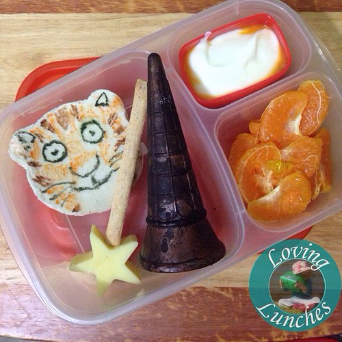 Loving tomorrow's #roomonthebroom inspired #bookweek @easylunchboxes …
