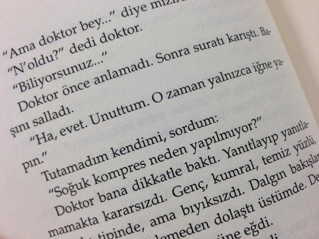 turkish novel
