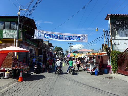 Elecciones en Panajachel