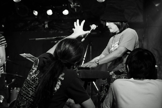 ファズの魔法使い live at Outbreak, Tokyo, 29 Sep 2015. 232