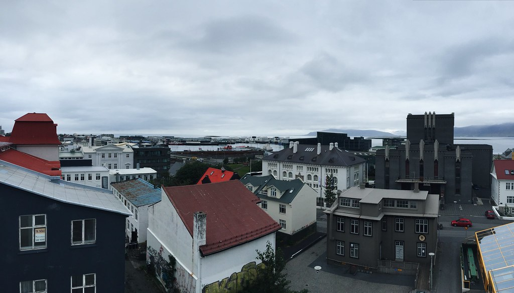 Panoramas from Iceland