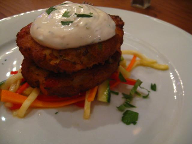 Portobello Vegan Trattoria--Potato Small Plate