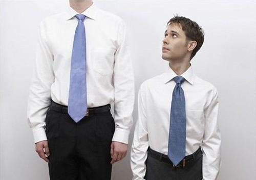 Зріст чоловіка впливає на сімейне життя