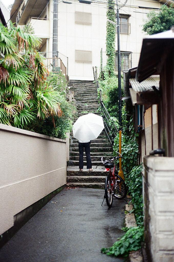 嚴島(Itsuku-shima)広島 Hiroshima 2015/08/31 小巷弄。  Nikon FM2 / 50mm Kodak UltraMax ISO400 Photo by Toomore