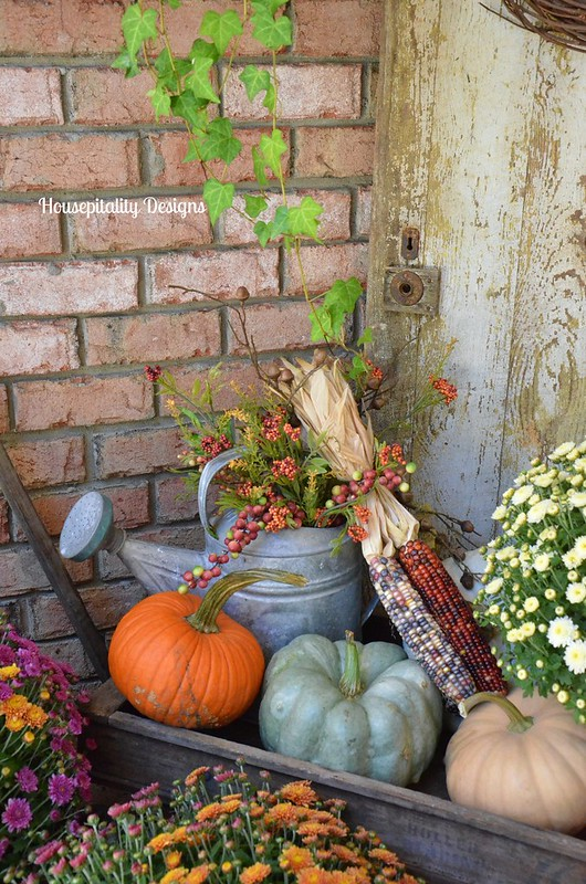 Fall Vintage Wagon - Housepitality Designs