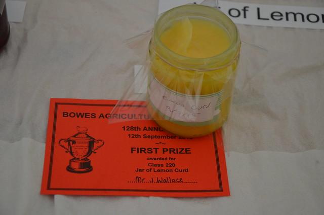 Bowes Show Sept 15 2