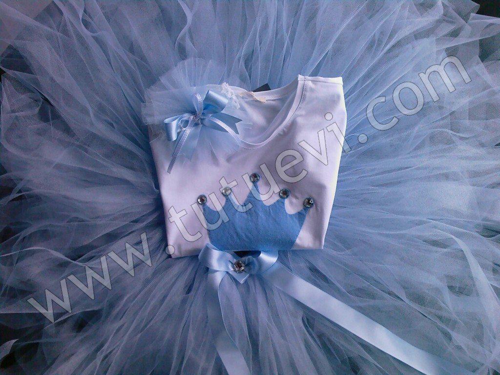 Cansu Hanımın Prens oğlunun doğum gününde giymek üzere hazırlattığı tütü takımı hazır, mutlu günlerde giymesini diliyoruz. Cansu Hanımın Prens oğluna da, nice mutlu doğum günleri diliyoruz.