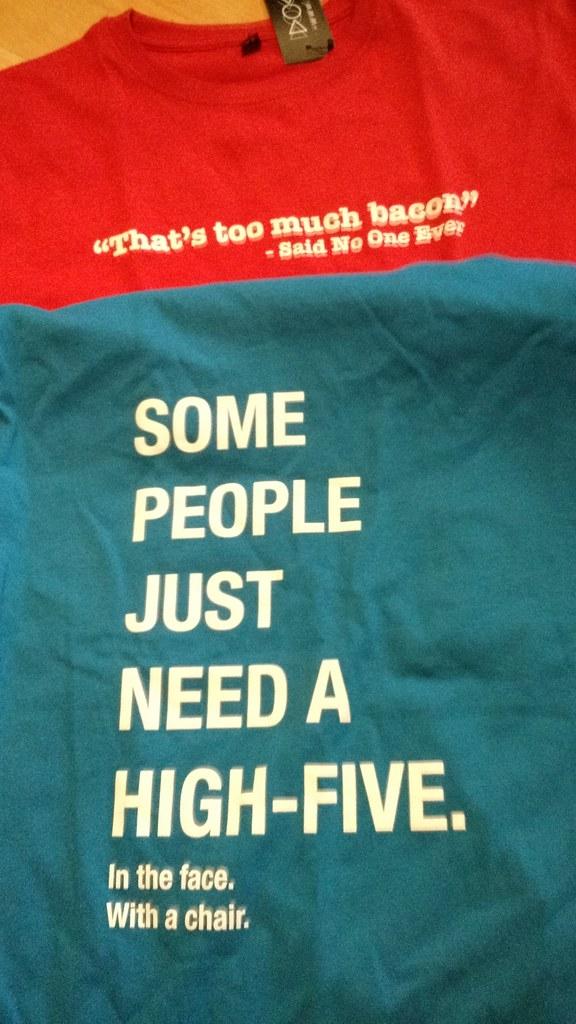 Nye t-shirts