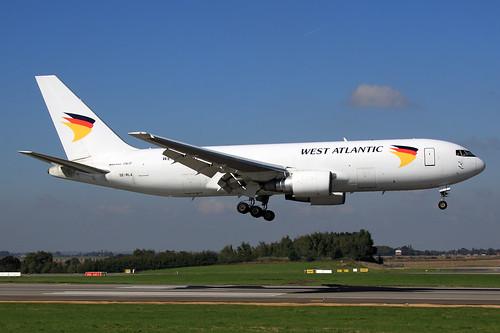 B762 - Boeing 767-232(BDSF)