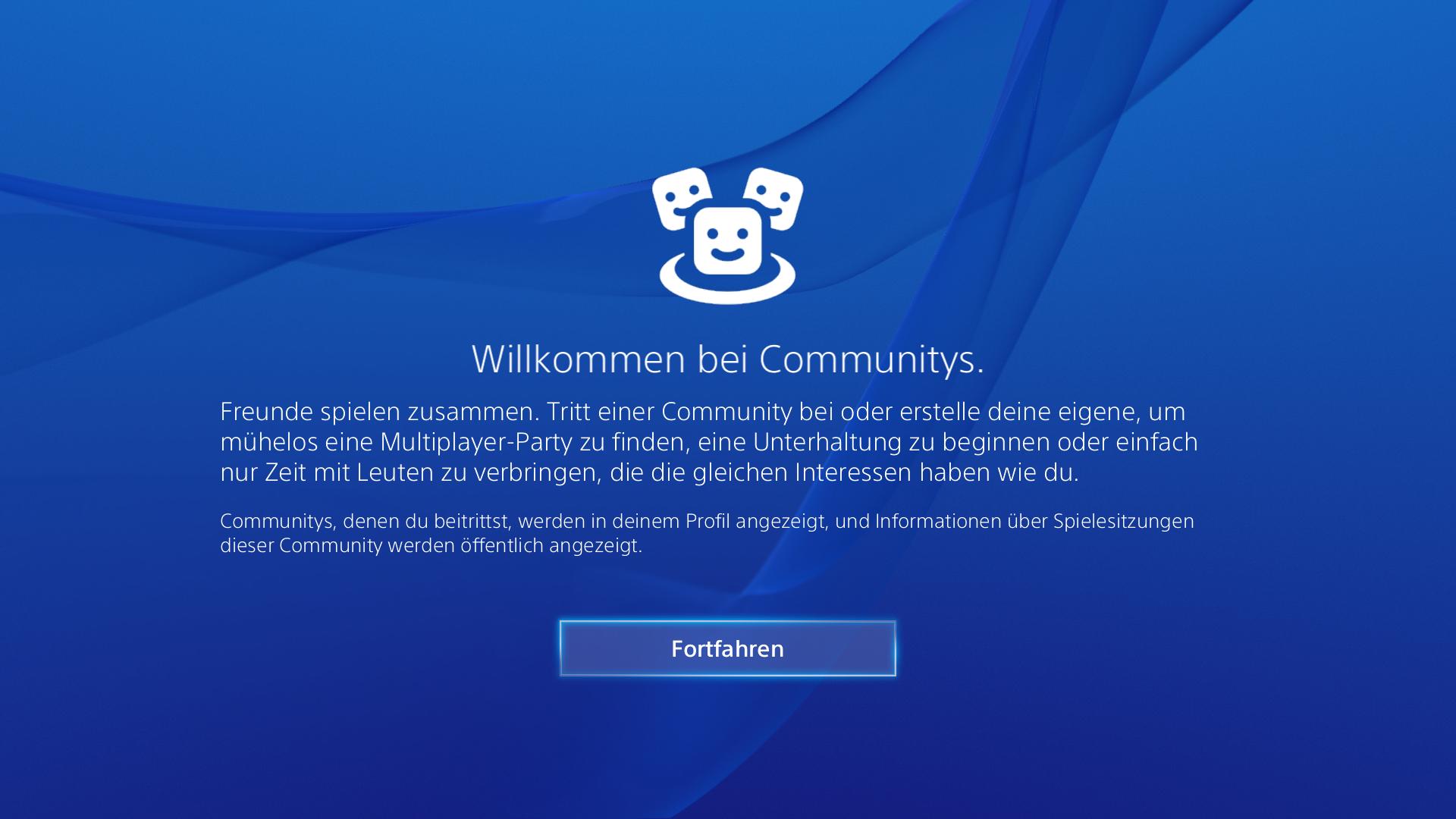 ESL Communitys
