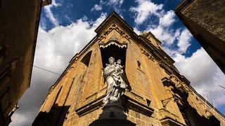 Church of st. Roque - Mdina, Malta - Travel photography