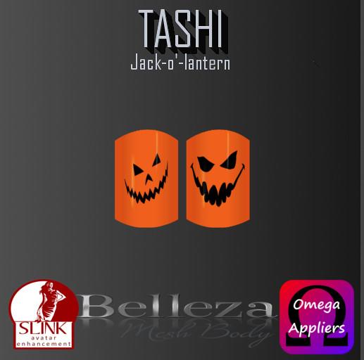 TASHI Jack-o'-lantern