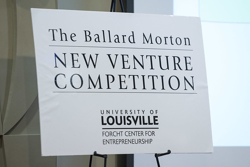 2015 University of Louisville College of Business Ballard Morton Competition