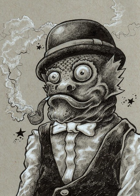 Innsmouth Denizen 2