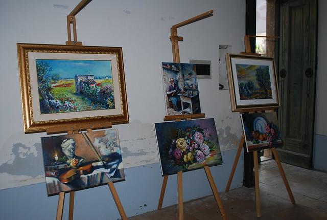 Rutigliano-L'arte condivisa in Cortile Castello (8)