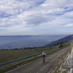 Approaching Grand Colombier
