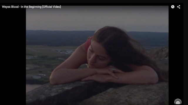 """World Premiere, """"In the Beginning"""" - Weyes Blood Music Video. Directed by Laura-Lynn Petrick & Kai Davey-Bellin. Cinematography by Laura-Lynn Petrick & Kai Davey-Bellin. Song from Cardamom Times, Out now on Mexican Summer"""
