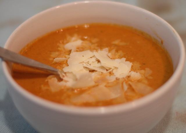 Tomato Bisque Soup 4