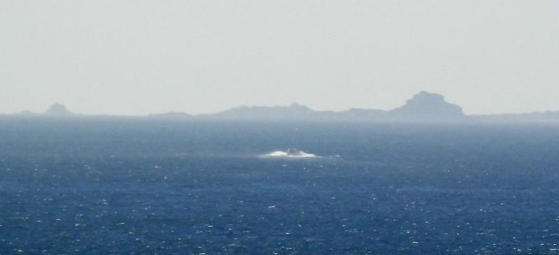 Islas de rocas