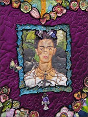 Frida & The Butterflies detail